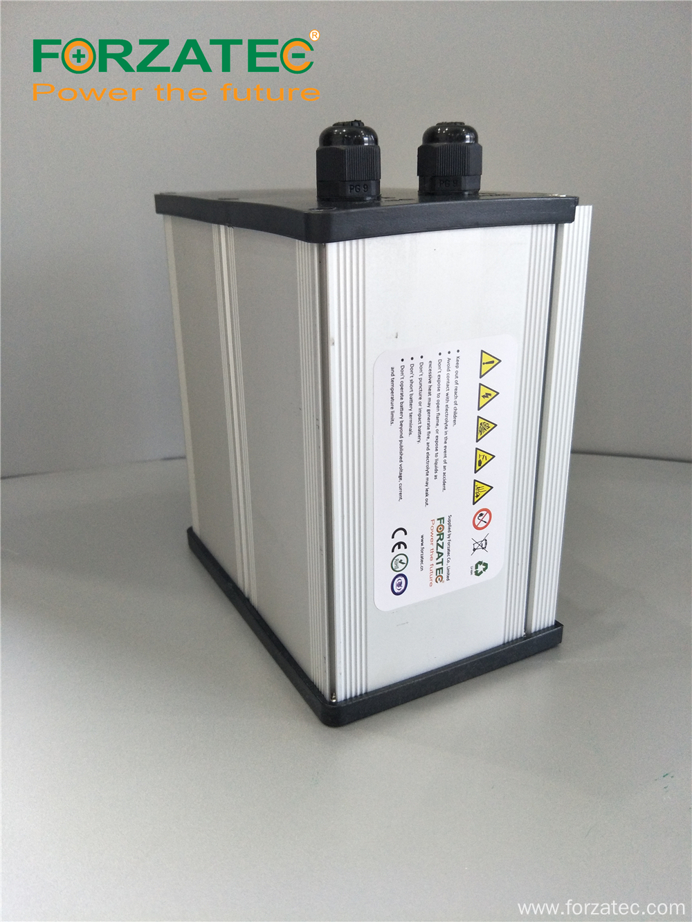 12V30Ah NMC Lithium-ion Battery