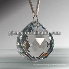 Crystal Ball Hanging Glass Ball For Home Or Wedding Decorations