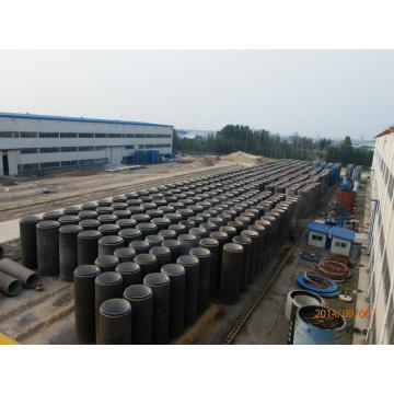 Prestressed Concrete Cylinder Pipe (PCCP)