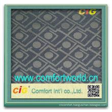Fashion New Design Pretty Shuttle Jacquard Auto bonding Fabric Textile