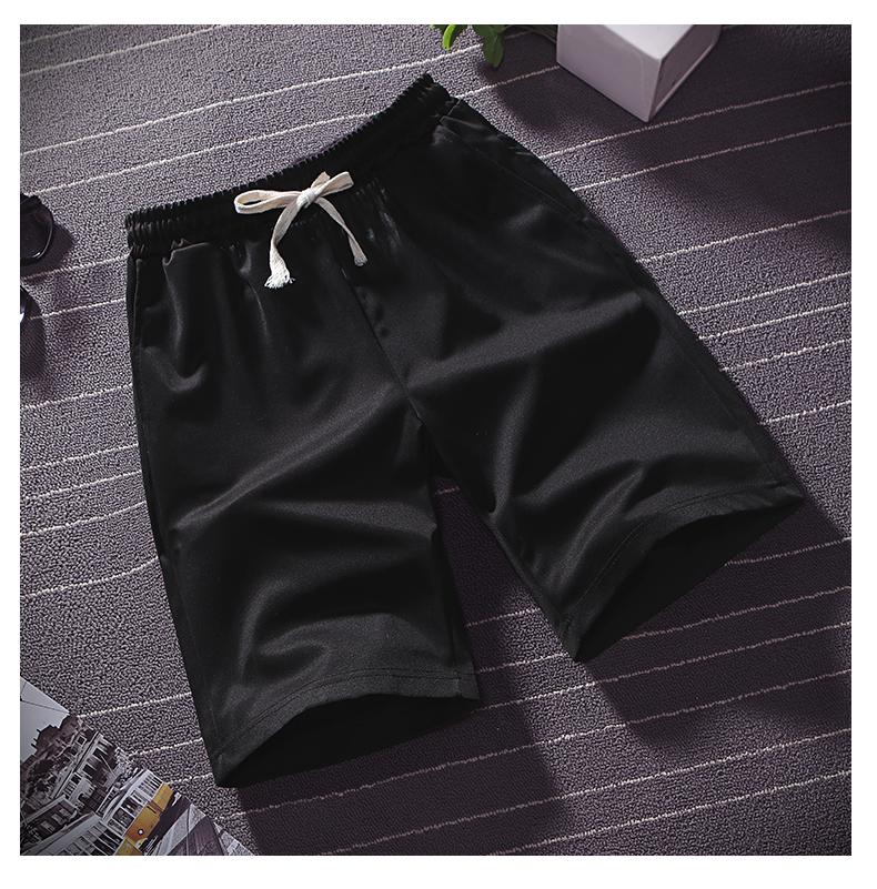 Men's Lace-up Shorts
