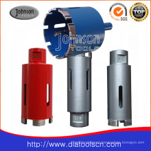 Middle Size of Diamond Core Bit for Stone