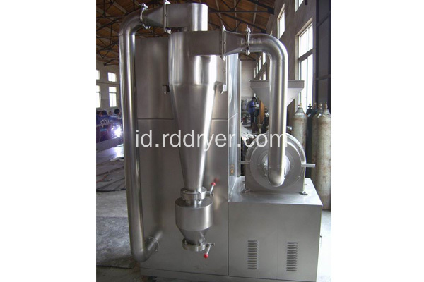 Straw feed grinder super fine besar