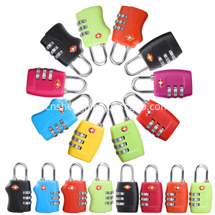 TSA Combination Lock