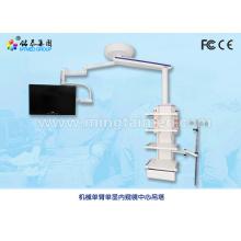 Pendentif médical pour centre d'endoscopie électrique à bras unique / moniteur