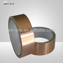 Copper tape clips