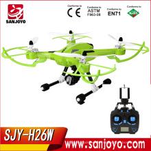 JJRC H26W una tecla de retorno quadcopter con cámara 720P y wifi FPV drone
