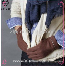 high quality men fleece gloves
