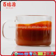 Чистый натуральный сок из ягод годжи ягоды гималайской годжи сок годжи порошок