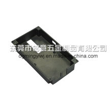 Präzisions-Aluminium-Legierung Druckguss von Top-Cap mit CNC-Bearbeitung Made in China