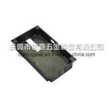 Aleación de aluminio de precisión de fundición a presión de tapa superior con mecanizado CNC Made in China