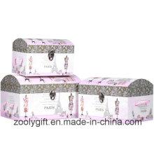 Пользовательские дизайны Baby Keepsake Boxes
