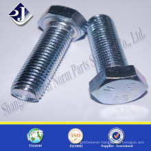 China Supplier Jinrui Stainless Steel Hexagon Bolt