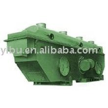 Rectilinear Vibrating-Fluidized Dryer used in monosodium glutamate