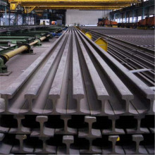 Eisenbahn-Stahllichtschiene-Kohlenstoffmaterial 55Q 12kg