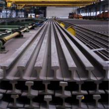 Railway Steel Light Rail Carbon material 55Q 12kg