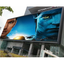 LED Display P8 5S Waterpoof Advertising Outdoor