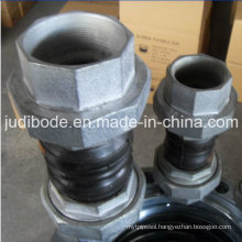 EPDM Twin Sphere Union End Rubber Expansion Joint
