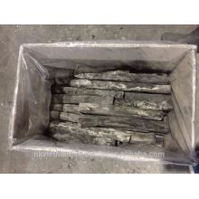 Laubholz BBQ Holzkohle / Hartholz weiß Holzkohle für BBQ / Smokeless White Charcoal
