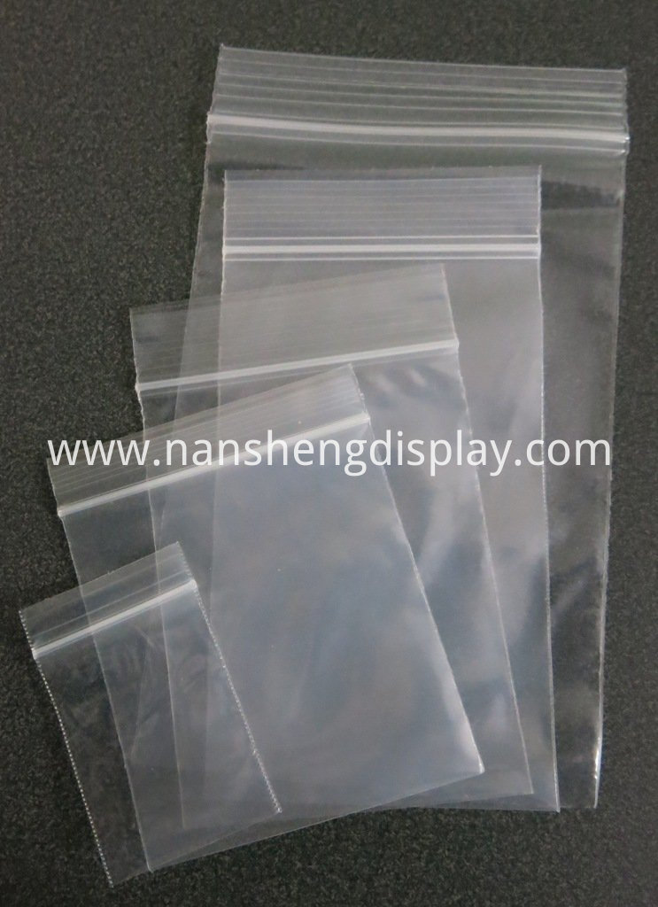 resealable bag packaging