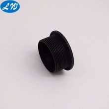 Metal threaded sleeve threaded tube