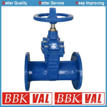 Gearbox Operated Gate Valve  DIN3352 F4 F5 BS5163 Awwa C509/C515 Wras Approval