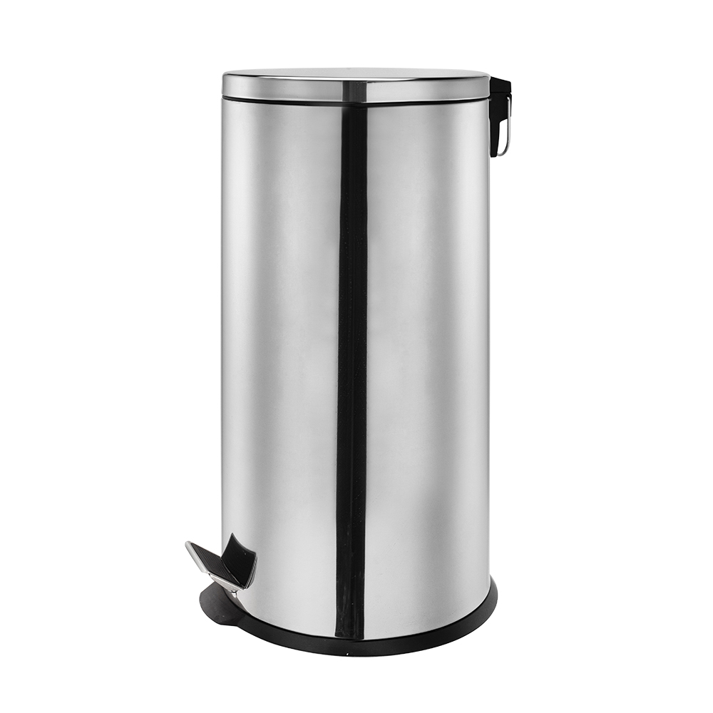Pedal trash can for kitchen