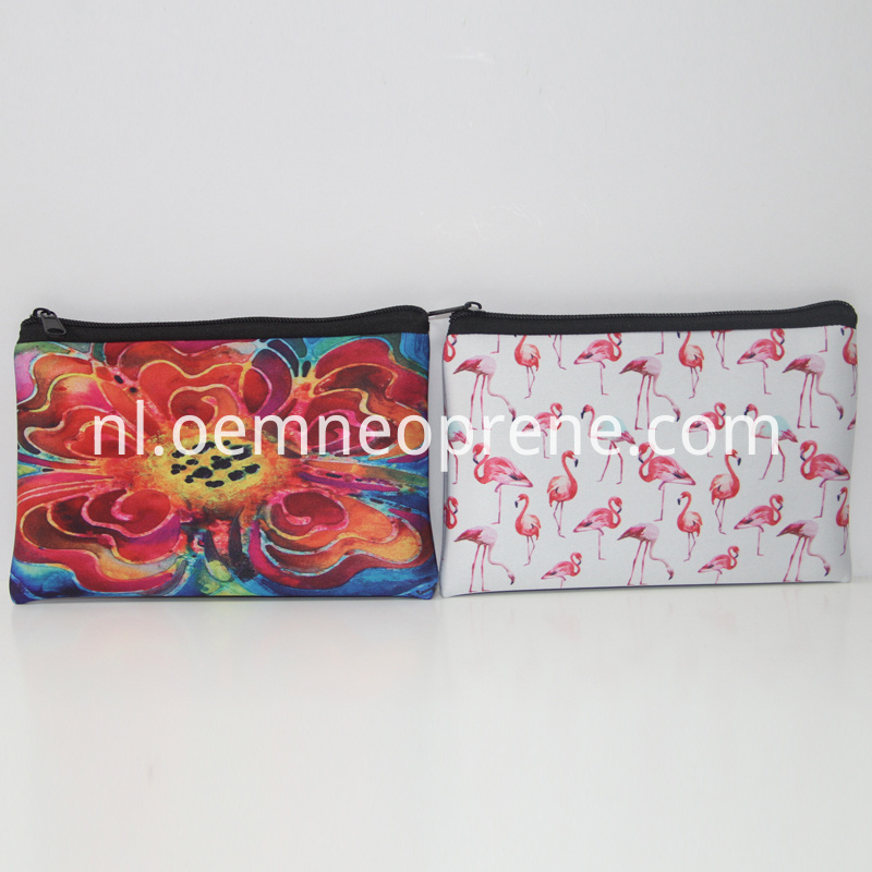 neoprene make up bag