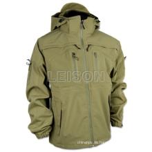 Taktische Jacke entsprechen ISO und SGS Uesd für militärische und taktische