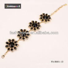cheap price gold plated 2013 fashion bracelet
