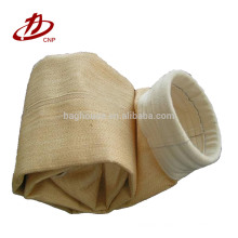 Baghouse polyester aramid dust collector filter bag