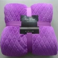 Cobertor de lã de flanela super macio com vários padrões