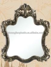 SJ-9181-5 bronze plastic bath mirror