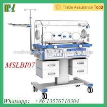 Standard Medizinische Ausrüstung Infant Inkubator mit CE & ISO (MSLBI07)