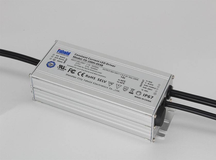 constant current linear high bay driver
