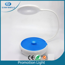 Touch Control Beautiful Rechargeable Promotion Light