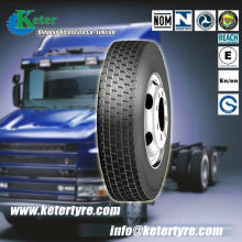 Pneu frontal de haute qualité de tbr, pneus de camion de marque de Keter avec de hautes performances, prix compétitifs