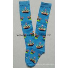 Girl′s/ Lady Knee High Stocking