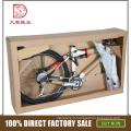 Usine OEM recyclable ferme photo papier vélo boîte