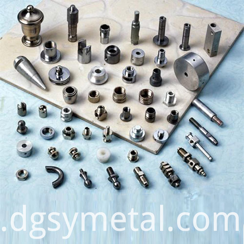 lathe truning parts
