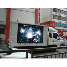 Truck And Trailer Mounted Led Displays Screen For Advertising
