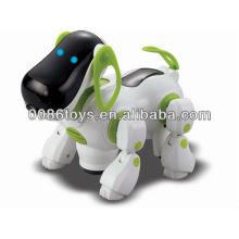 B / O caminhando remoto mecânico cão controlado novos brinquedos educativos