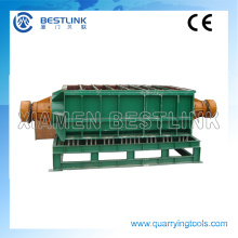 Linear Vibratory Surface Ageing Edge Polishing Machine