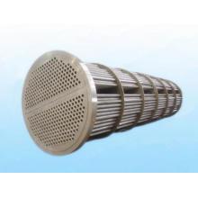 Échangeur de chaleur à tubes en titane