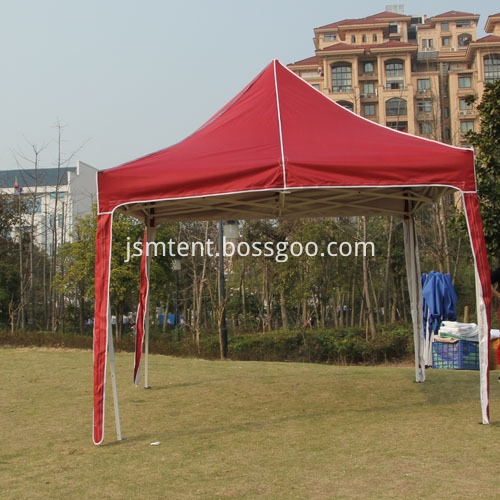 GOLD STRONG COMMERCIAL GRADE HEAVY DUTY POP UP GAZEBO/TENT/MARQUEE
