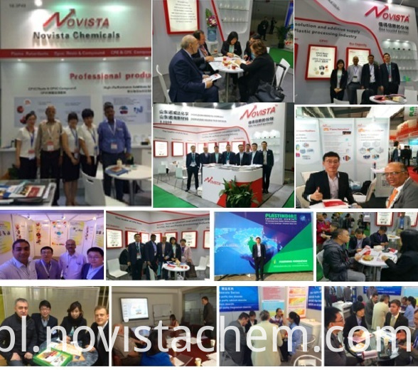 pvc stabilizer exhibition pvc additives manufacturer