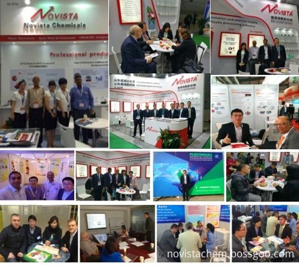 pvc stabilizer exhibition pvc additives manufacturer