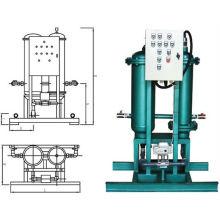 Equipos de tratamiento de agua para prevenir películas de óxido de corrosión