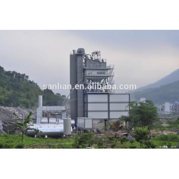 Planta de mistura de asfalto na China n. ° 1