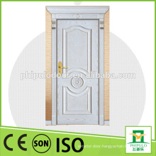 Cheap popular interior solid wood doors from china
